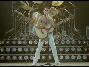 Queen, di nuovo sul palco e nei cinema. Mercury vive