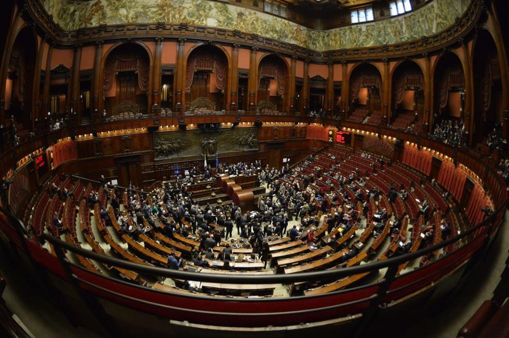 Quirinale il giorno di mattarella il fotoracconto for Dove si riunisce il parlamento italiano