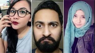 Scatta il selfie contro la fatwa