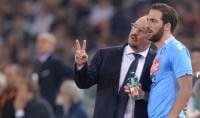 ''Napoli, segui Higuain A Verona per vincere''