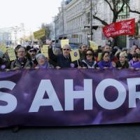 Madrid, migliaia in piazza con Podemos