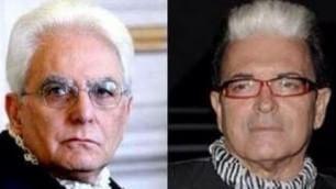 Malgioglio, Mattarella e il ciuffo    Così esulta anche  Gianni Morandi