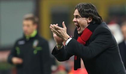 """Inzaghi sente aria di svolta """"Insieme usciremo dalla crisi''"""