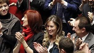 Da Boschi a Vendola: uniti Tutta la sinistra applaude