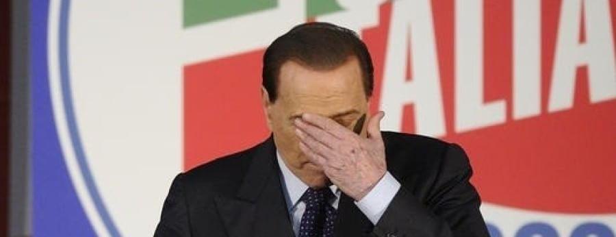 SILVIO SI PERDE FORZA ITALIA