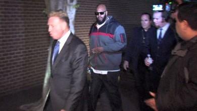 Rapper Suge Knight accusato di omicidio  ha investito e ucciso un uomo  Foto