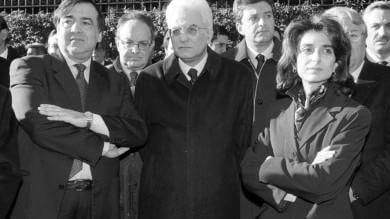 Mattarella, 35 anni di politica nel segno  della riservatezza   fotoracconto