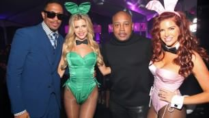Rapper, vip e playmate Il party del Super Bowl