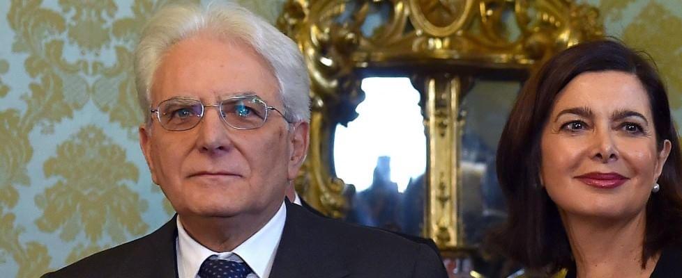 """Mattarella eletto al Quirinale con 665 voti. """"Pensiero a difficoltà e speranze dei cittadini"""""""