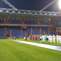 Genoa-Fiorentina, il film della partita