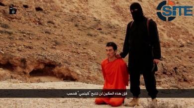 Orrore Is, uccciso ostaggio giapponese Diffuso il video sulla decapitazione