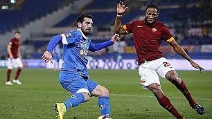 La Roma non sa più vincere   Con l'Empoli altro pari: 1-1