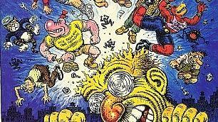 "Crumb: ""Io, Adamo, Eva e Charlie Hebdo"""