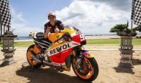 """La Honda si presenta a Bali """"Pronti a ricominciare"""""""