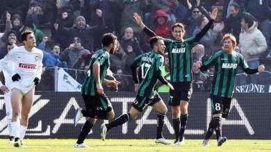 Juve a Udine per andare a +9    Match in diretta    Crolla l'Inter    3-1 dal Sassuolo    Icardi , lite  con i tifosi  foto