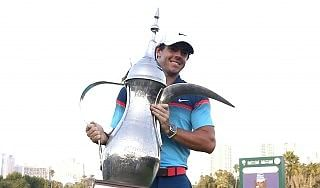 Golf, McIlroy vince a Dubai. Paratore è tredicesimo