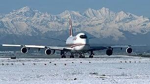 Noi che atterravamo a Malpensa  Amarcord '80 e c'è il Concorde