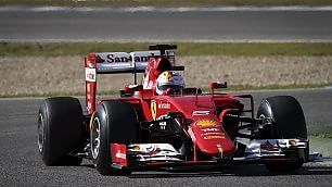 Sorpresa nelle prove a Jerez Ferrari di Vettel è veloce   foto
