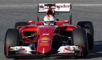 Ferrari la più veloce   foto    /    vd     Svelata la  nuova Mercedes