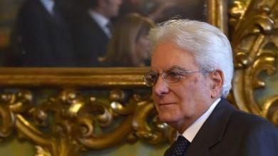 """Mattarella è presidente della Repubblica """"Pensiero a difficoltà e speranze cittadini"""""""