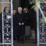 Mattarella, dalla messa alla visita a Napolitano: la domenica del presidente