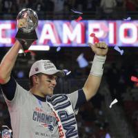 Nfl, la festa dei Patriots per il Super Bowl