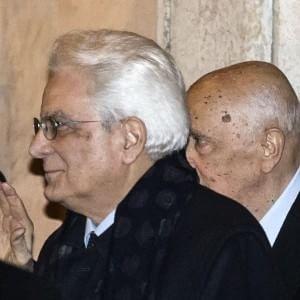 """Mattarella: """"Ricucirò gli strappi del Paese"""". Oggi le dimissioni da giudice della Consulta"""