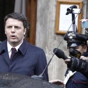 """Renzi: """"Pd speranza d'Italia"""". E sulle riforme: """"Avanti col turbo. Non starò a discutere con i partitini"""""""