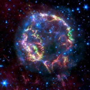 Viaggio 3D nella nebulosa. È piena di buchi e somiglia a una spugna