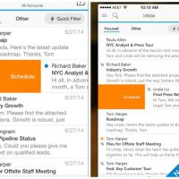 E' arrivato Outlook per iPhone e iPad