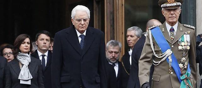 """Il discorso di Mattarella al parlamento   Testo   """"Crisi e ingiustizie, Italia più libera e solidale"""""""