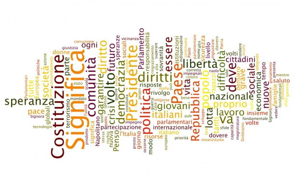 Il discorso di Mattarella: le parole chiave