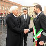"""Marino incontra Mattarella: """"Con i sindaci contro disuguaglianze"""""""