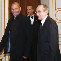 """Grecia, Varoufakis: """"Un nuovo 'contratto' per l'Europa"""""""