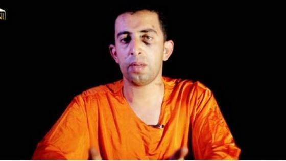 Is mostra in video il pilota giordano arso vivo. Amman risponde giustiziando Sajida al-Rishawi