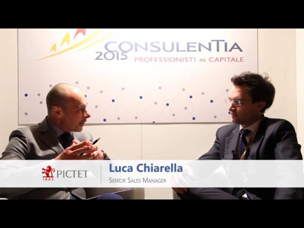 """Chiarella (Pictet): """"Nel 2015 portafogli flessibili""""  (video)"""