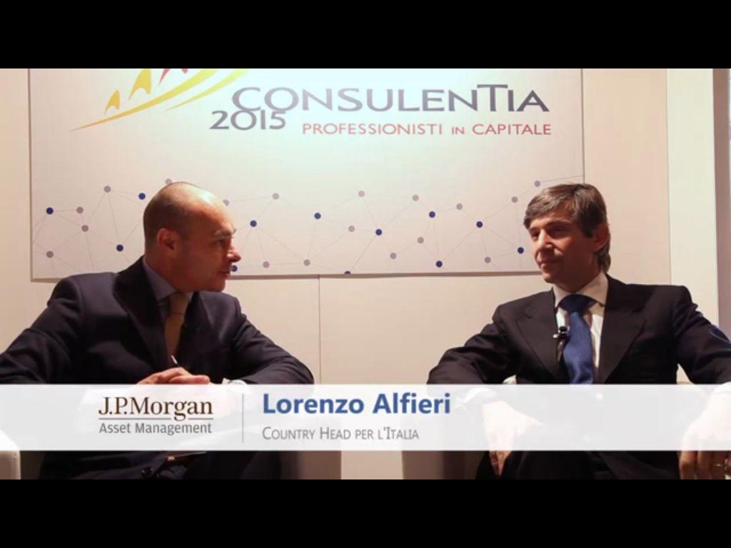 """Lorenzo Alfieri (J.P Morgan AM) """"Finanza sempre più digital"""""""