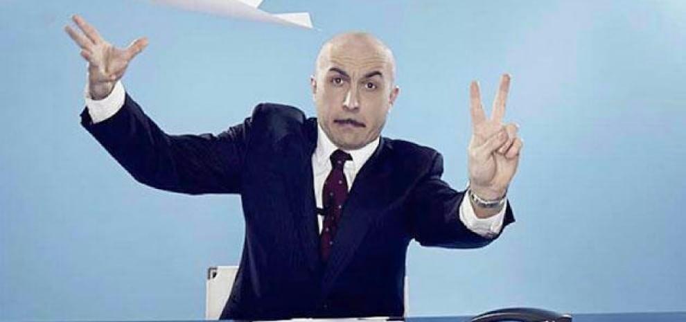 """Super Maccio: """"Comico e cinico, ecco perché trionfa il mio italiano medio"""""""