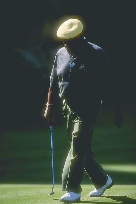 Addio a Charlie Sifford, primo afroamericano nel golf