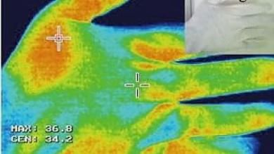 Véstiti in nanofili d'argento -   Foto   e abbatti i costi del riscaldamento