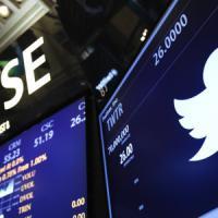 Twitter, trimestrale oltre le attese, ma delude il calo degli utenti