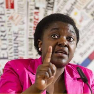 """<span>Kyenge: """"Calderoli assolto per avermi detto orango, triste il Pd che lo difende""""<br /></span>"""