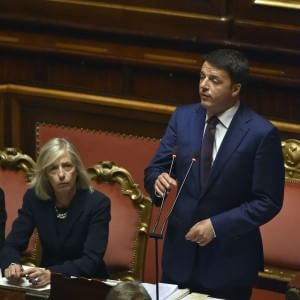 """Renzi: """"Abbiamo i numeri anche senza Fi"""". Scelta Civica, in otto migrano nel Pd"""