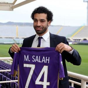 Fiorentina, Salah sceglie il numero 74: ''Per le vittime di Port Said''