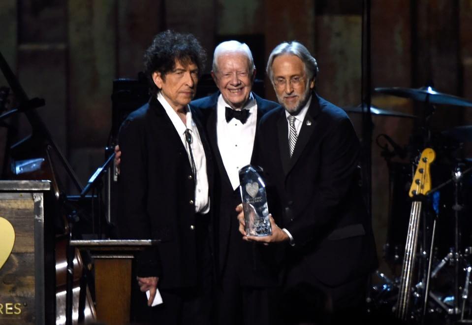 Los Angeles: notte magica in omaggio a Bob Dylan