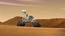 Curiosity ha trovato un nuovo minerale su Marte