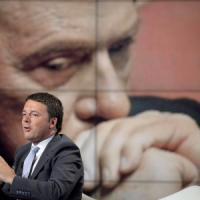 """Renzi: """"Silvio è impazzito, non sa più dove andare"""""""