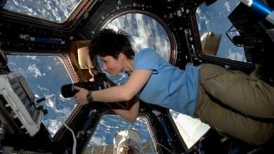 AstroSamantha 77 giorni nello spazio