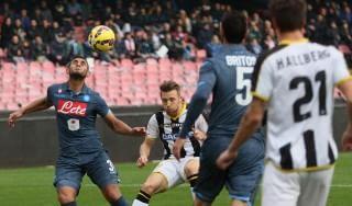 Napoli-Udinese 3-1: gli azzuri non si fermano, quarta vittoria consecutiva