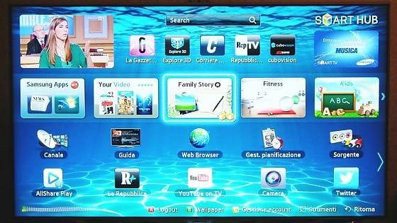 Quando la tv ti ascolta: Samsung troppo smart, dubbi per la privacy